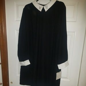 Victoria Beckham for Target Bunny Collar dress